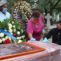 Acumula México 563 mil 705 casos positivos de Covid-19