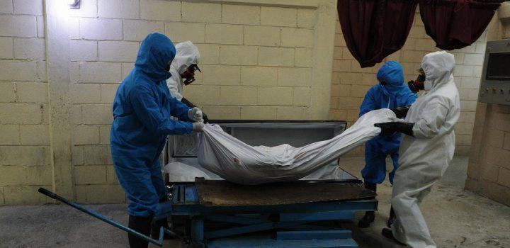 México suma 480 mil 278 casos confirmados de Covid-19