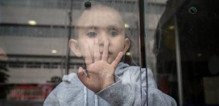 Recortes son una condena para niños con cáncer