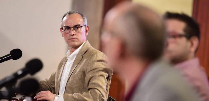 """Por fracaso, Gatell dice: """"La corrupción influyó en la mortalidad por covid"""""""