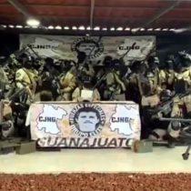 Guerra en Guanajuato era contra 'El Marro': CJNG