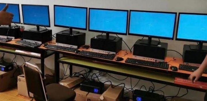 Eliminan 75% de computadoras en escuelas de CDMX