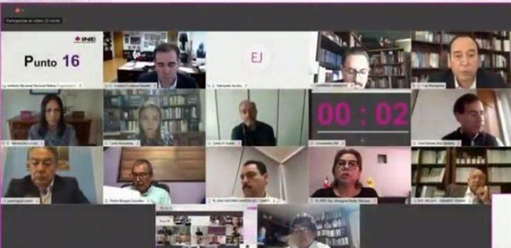 INE prohíbe mañaneras en Coahuila e Hidalgo por campañas