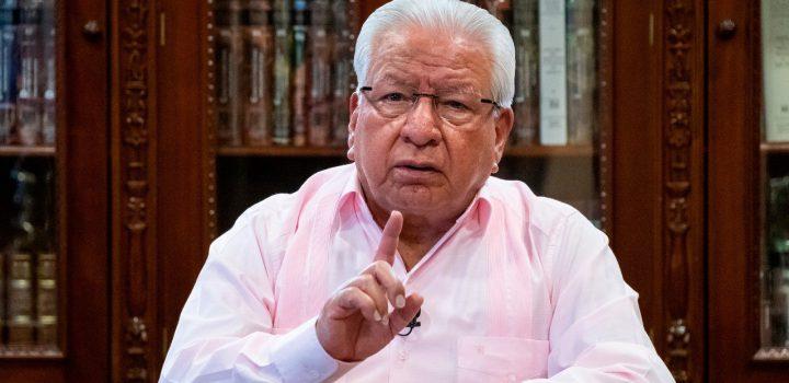 Hay persecución política de la UIF y Miguel Barbosa contra Antorcha: Aquiles Córdova