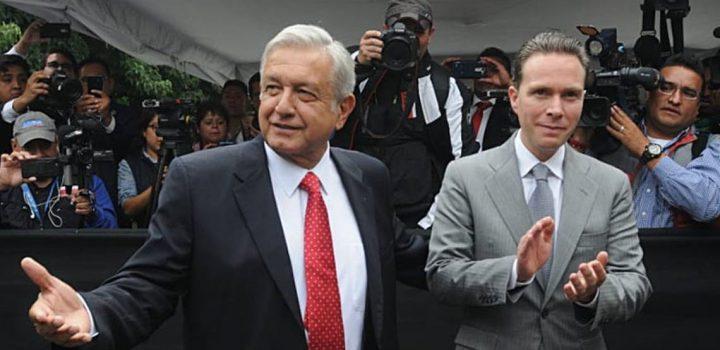 Velasco niega entrega de dinero para financiar a Morena