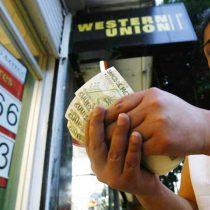 Las remesas suben 10,55 % en México en primer semestre pese a la pandemia