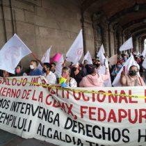 Ante negativa de Claudia Sheinbaum para atender demandas sociales, Antorcha anuncia movilización
