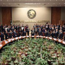 INE publica acuerdo que establece financiamiento a partidos