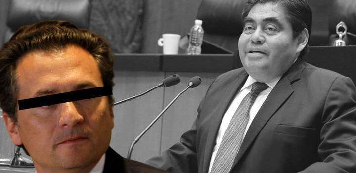 #BarbosaCorrupto piden destitución del gobernador de Puebla