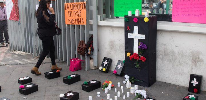 Mientras los hospitales atienden casos de Covid-19, el cáncer avanza en México