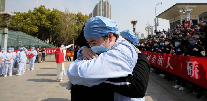14 días sin contagios de Covid en China