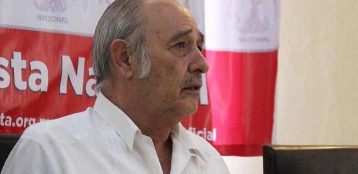 Miguel Barbosa usa a la UIF para perseguir ilegalmente a Antorcha