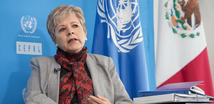 El comercio latinoamericano caerá un 23% este año por la pandemia: Cepal