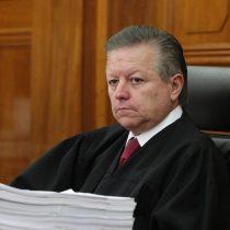 Ministro Zaldívar llama a aprobar la reforma al Poder Judicial