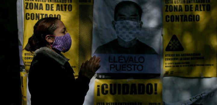 Suma México 591 mil 712 casos confirmados de Covid-19