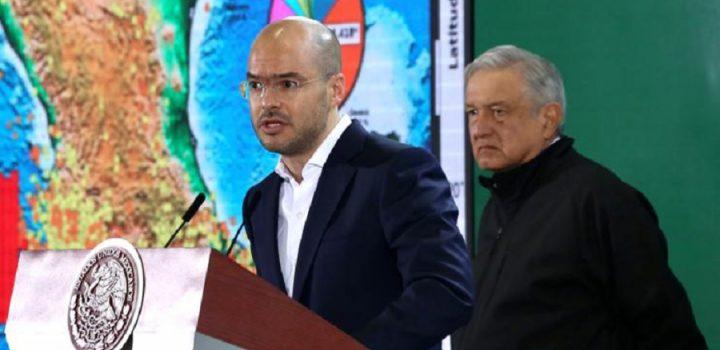 AMLO sustituye a David León; va a Birmex Pedro Zenteno