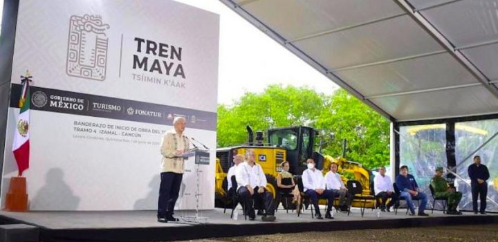 Tren Maya contaminará el equivalente a 139 mil automóviles en la CDMX