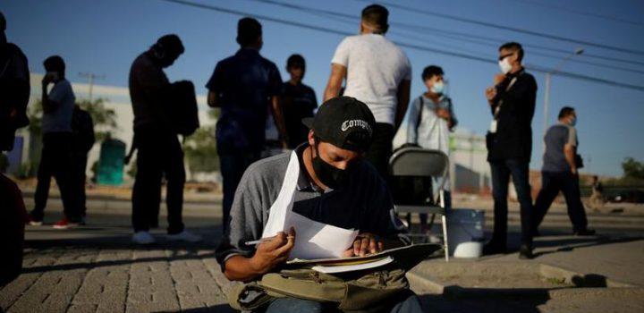 Crecen desempleo e informalidad laboral en México durante junio