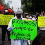 Médicos piden audiencia con AMLO