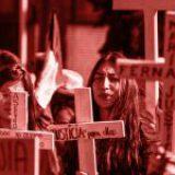 Feminicidios aumentan 37.9% en Edomex durante segundo trimestre de 2020