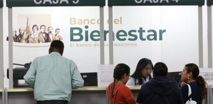 Sin fondos Banco del Bienestar en su primer año