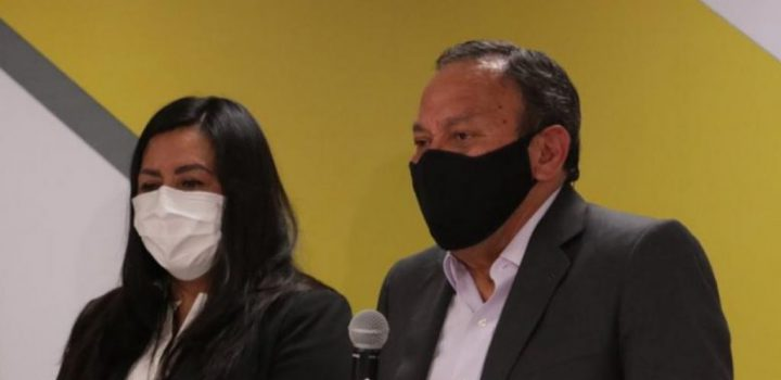 Jesús Zambrano regresa a la dirigencia del PRD