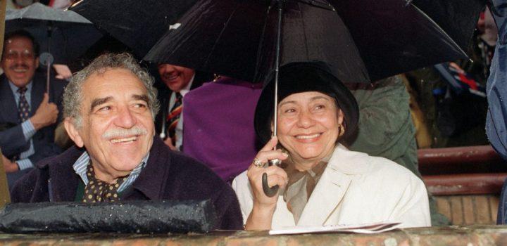Murió Mercedes Barcha, viuda de Gabriel García Márquez, en México