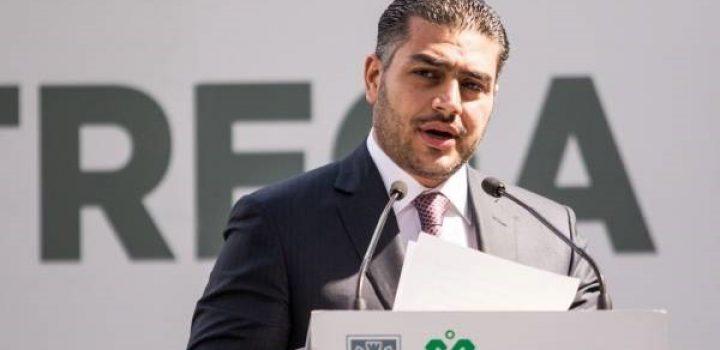 Aparece manta con amenaza contra Omar García Harfuch