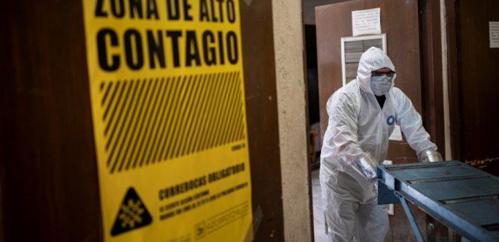 México suma 53 mil 003 muertes por Covid-19