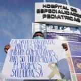 En Chiapas no hay quimioterapias para niños