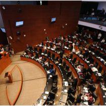 Nueva mesa directiva del Senado; Eduardo Ramírez es el presidente
