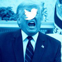 Twitter suspende cuenta de Trump por desinformación sobre coronavirus