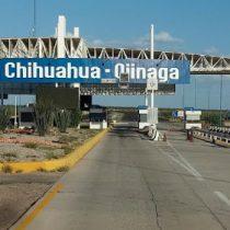 Productores toman caseta de Ojinaga, Chihuahua, por conflicto de extracción de agua
