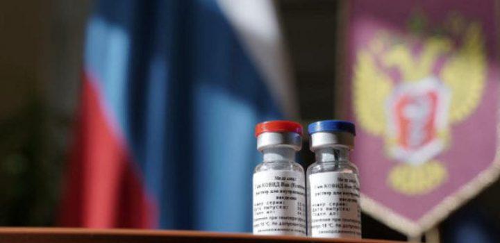 Rusia produce la primera partida de su vacuna contra el Covid-19