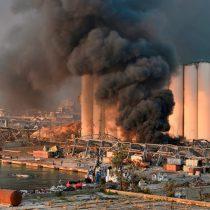 Gabinete del Líbano renuncia por la explosión de Beirut