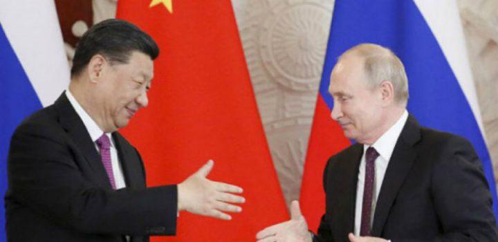 China y Rusia se desdolarizan