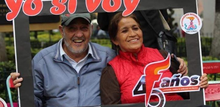 Juan Celis y Soraya Córdova: dos luchadores sociales ejemplares