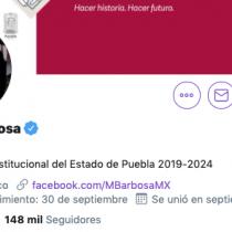 Antorcha tunde a Barbosa en redes a nivel nacional y mundial