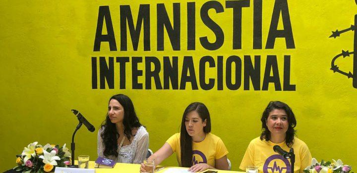 Amnistía Internacional discrepa con AMLO