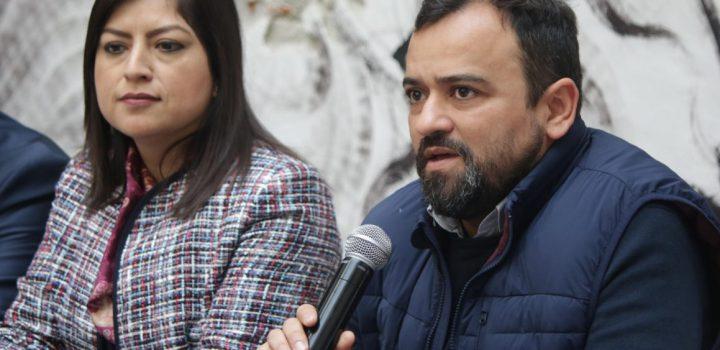 René Sánchez debe presentar pruebas de nuestros delitos: Antorcha