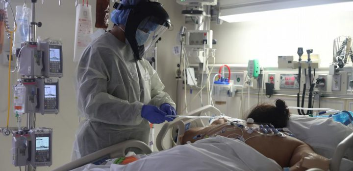 En plena pandemia, atrasan 2.6 mil mdp a hospitales