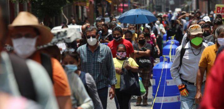 Ciudad de México se mantiene en semáforo naranja la siguiente semana