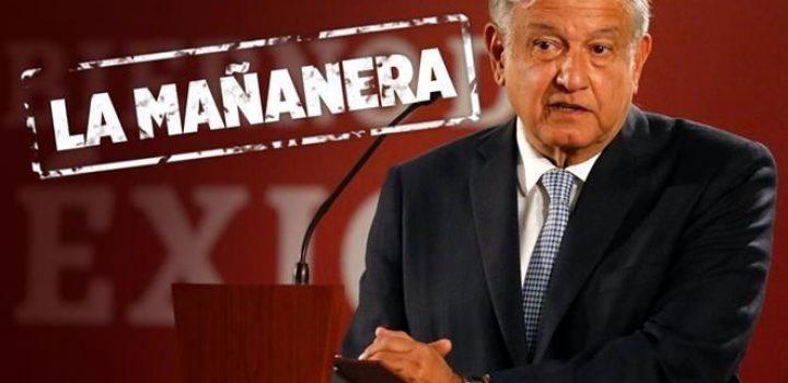 Sí habrá mañaneras en Hidalgo y Coahuila durante el proceso electoral