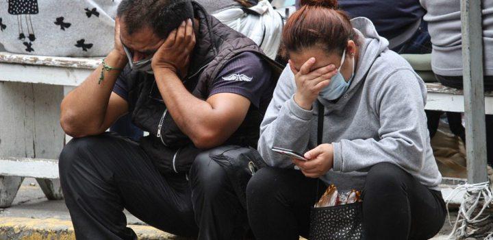 Rebasa México las 68 mil muertes por Covid; hay 642 mil casos