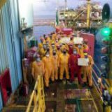 Petroleros hacen huelga de hambre en Sonda de Campeche