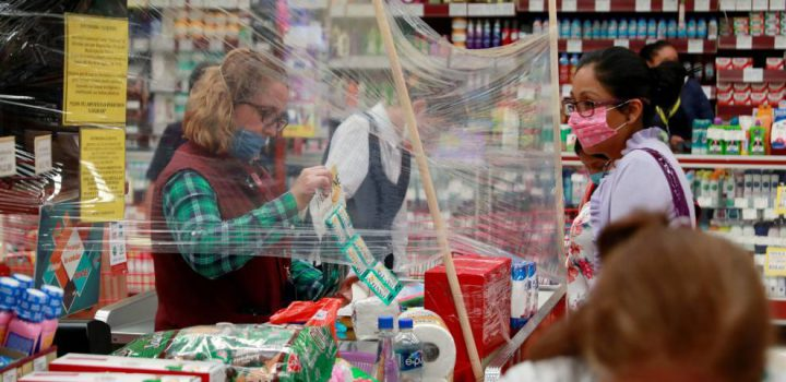 Desempleo y falta de ingresos pegan a autoservicios y tiendas departamentales