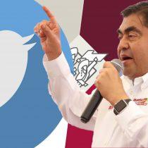 Antorcha vuelve a denunciar a Barbosa en redes sociales