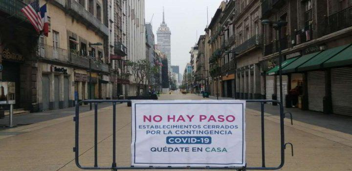 Falta de apoyos del gobierno de CDMX causará un escenario devastador para empresas: Coparmex