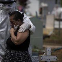 Suma México 76 mil 603 muertes por Covid-19