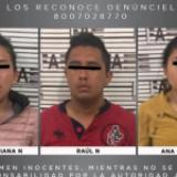 Detienen a otros 3 implicados en asesinato de Luis Miranda Cardoso